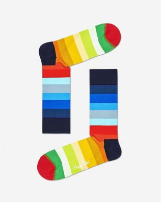 Skarpetki – paski ciepło-zimno, kolorowe