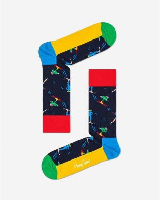Skarpetki – narciarze, kolorowe